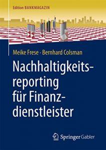Nachhaltigkeit Reporting Bernhard Colsman Meike Freese